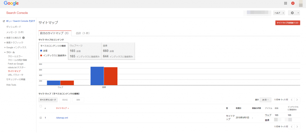 google search console サーチコンソール 基本の登録設定と使うメリット